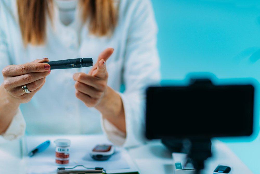 Telemedicine in Complex Diabetes Management