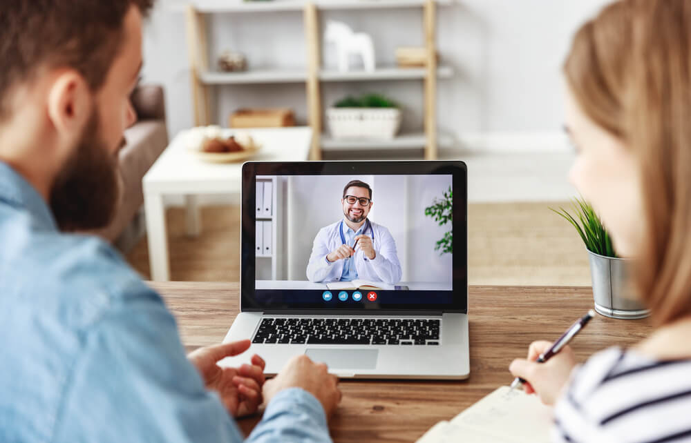 How to have an online visit with your doctor via Telemedicine