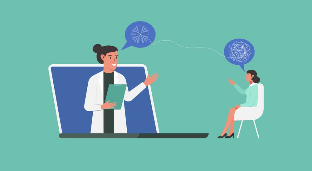 The Impact of Telemedicine on Mental Health