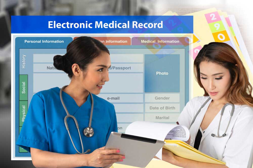 Reasons Why EMRs Are Better Than Paper Records